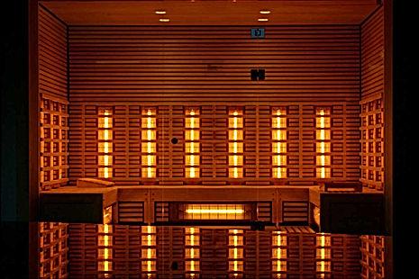 sauna promienniki infrared