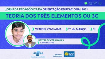Semana Pedagógica da Orientação Educacio