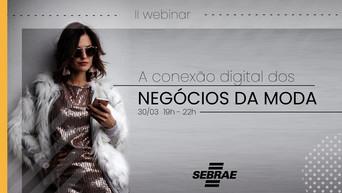 II Webinar - Negócios da Moda