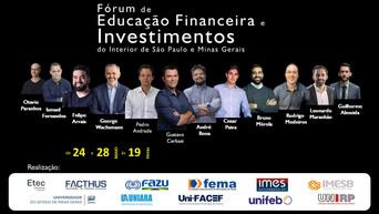 Fórum de Educação Financeira e Investime