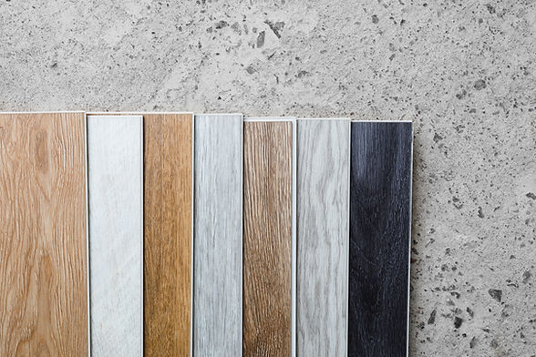 Laminate Flooring Showroom Store Samples Wood Durable