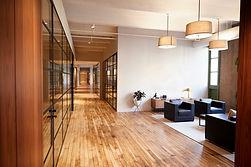 Office Commercial Vinyl Wood Durable Flooring