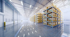 Commercial Warehouse Flooring