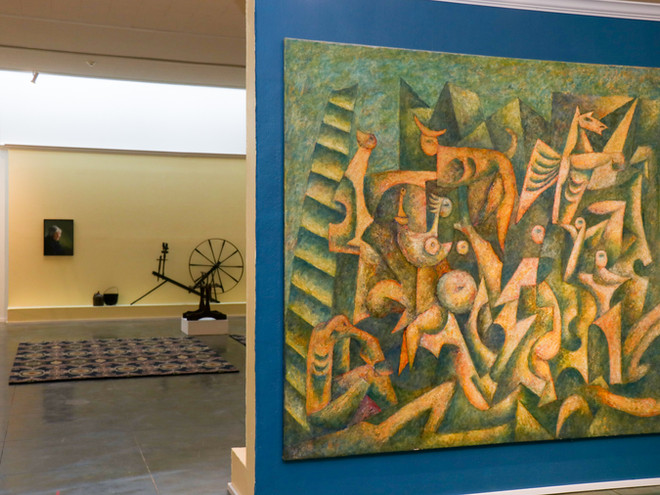 Highlights from the Permanent Collection
