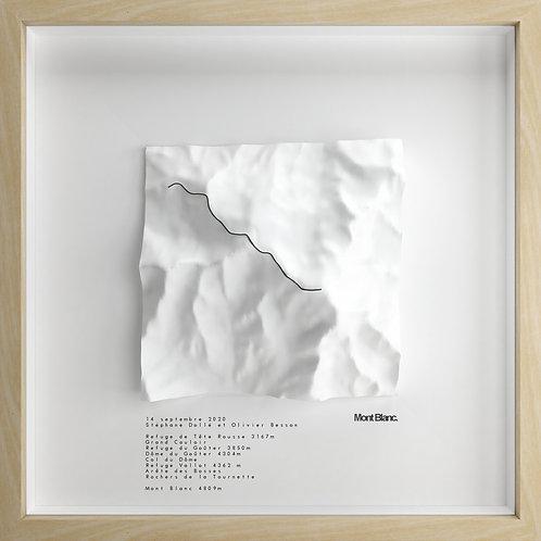Ascension du Mont Blanc (Stéphane)
