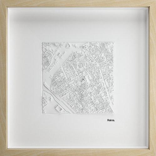 Centre-ville de Reims