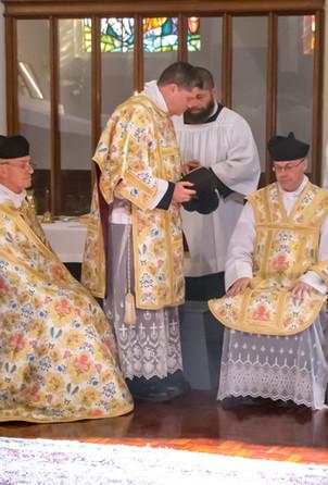 Fr Boyce's First Mass - 28