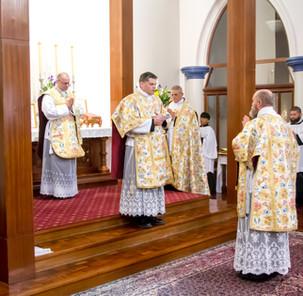 Fr Boyce's First Mass - 89