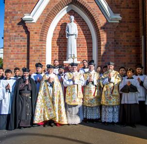 Fr Boyce's First Mass - 97