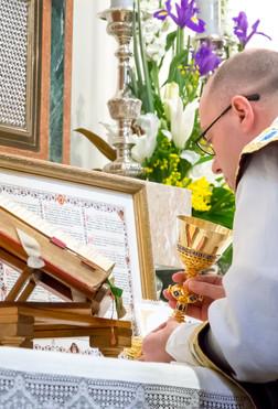 Fr Boyce's First Mass - 67