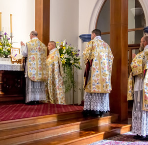 Fr Boyce's First Mass - 32