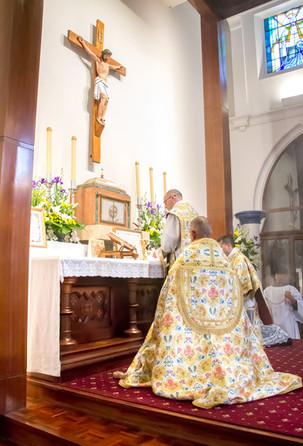 Fr Boyce's First Mass - 64