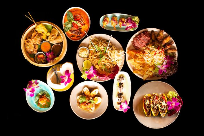 Thaitique All Dishes