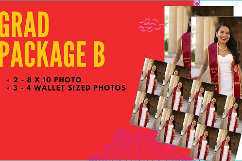 Grad Photo Package B