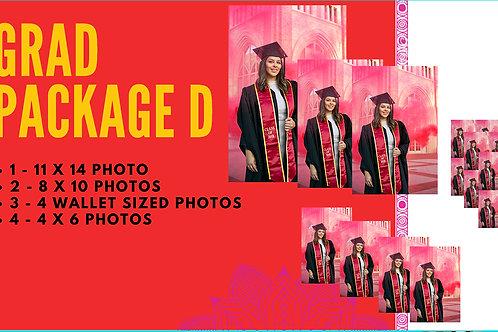 Grad Package D