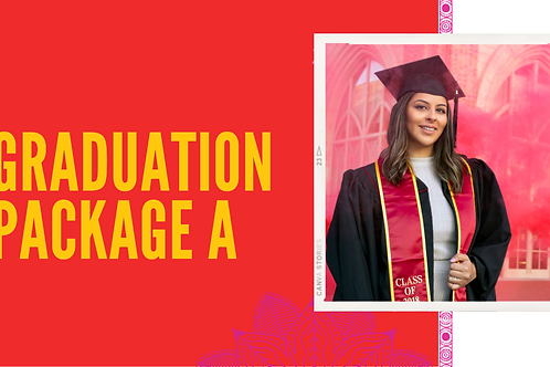 Grad Photo Package A