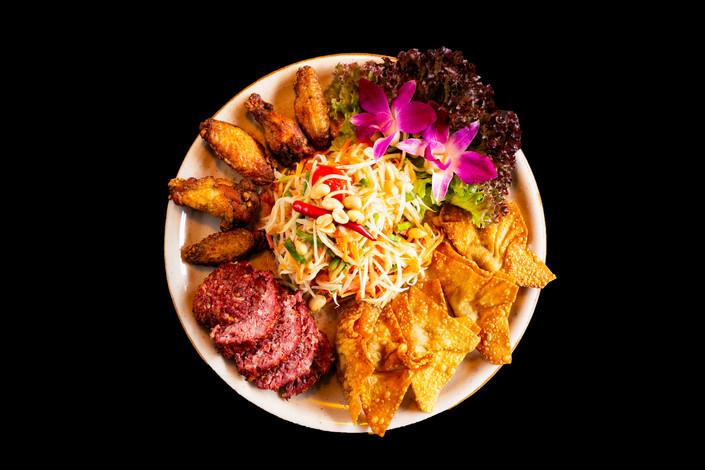 Thaitique Dish 6