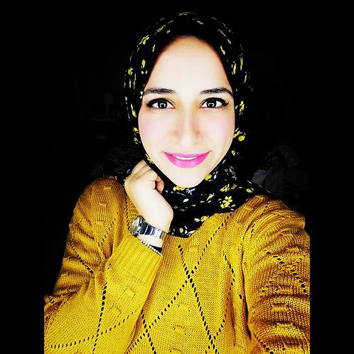 English by Nourhan AbdelGawad Starts at $25/hr