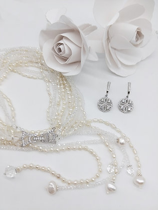 Blush Pearls and White Gold Collection