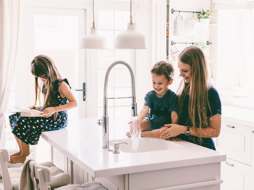 Quality Cabinets for Busy Families