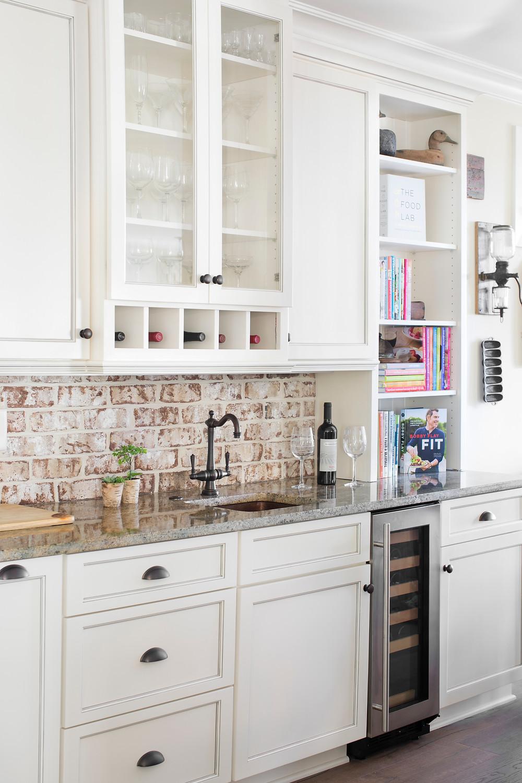 Kitchen Bar, Glass Doors, Seedy Glass