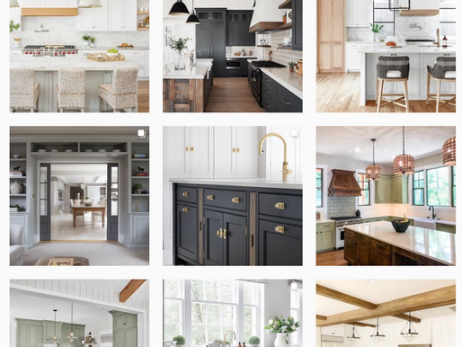 Can you design a kitchen from Pinterest or Instagram?