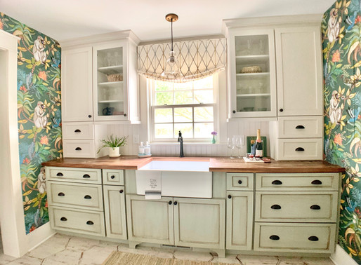 6 Ways to Pick the Perfect Cabinet Color