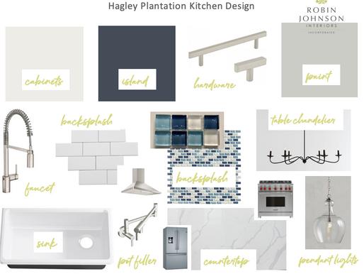 Hagley Plantation Kitchen Design