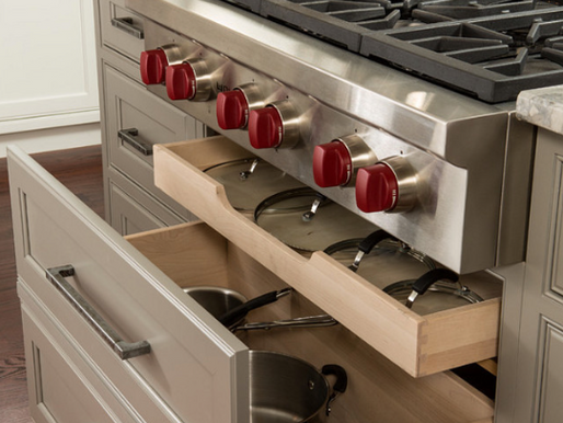 8 Kitchen Storage Solutions Moms Love