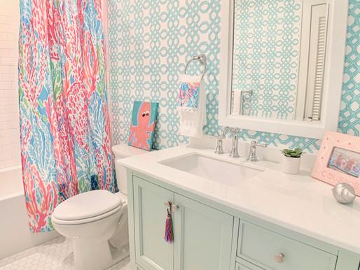 Amazing Tween Bathroom Remodel!