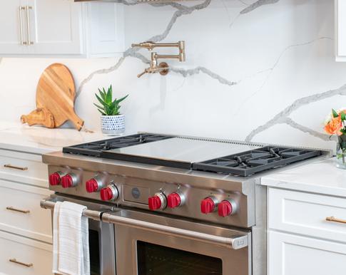 Choosing the Perfect Kitchen Range