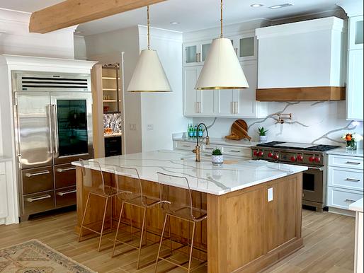 Wilderness Plantation Dream Home: Kitchen Reveal