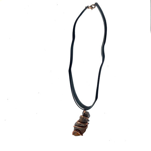 Re-Tyred Necklace