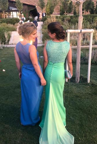 Natalia y Jessica