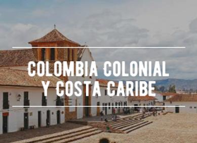 Colombia Colonial y Costa Caribe - Piloto