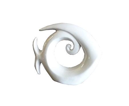 MF02 Pesce Porcellana