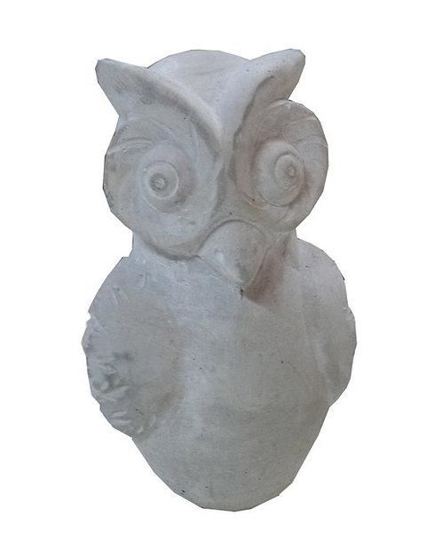 MT517 Statuetta Gufo In Pietra