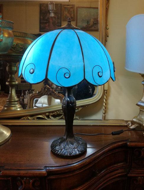 BB09 Lampada Tiffany