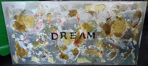N.23L Stampa Su Tela Moderna Dream