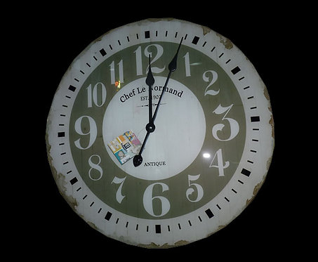 MF23 Orologio In Vetro