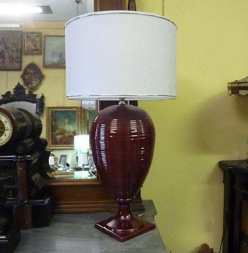 "MT287 Lampada Da Tavolo ""Dayle"" In Porcellana"