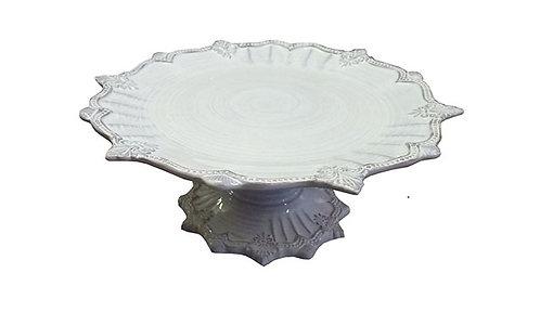 """MT253 Alzata """"Antik"""" In Ceramica"""