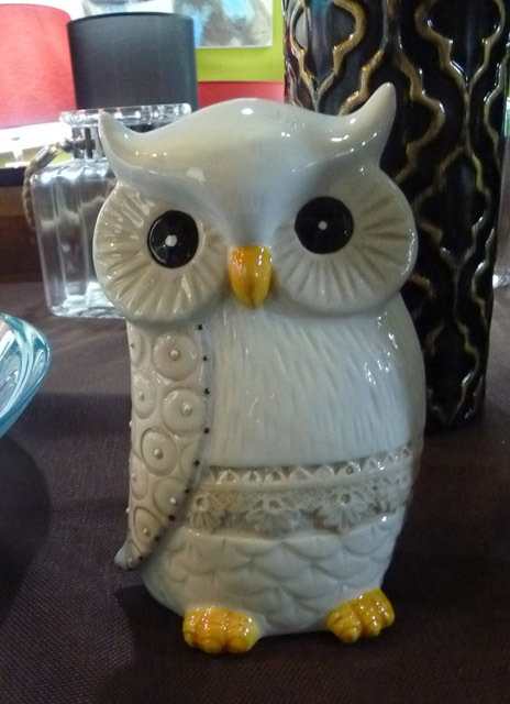 MF11 Gufo Ceramica Shan