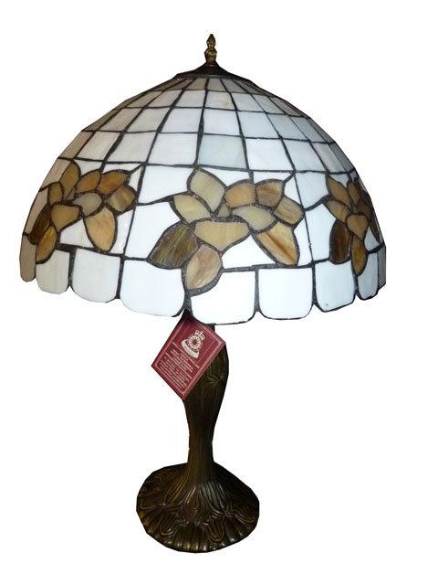 KR02 Lampada da Tavolo Tiffany