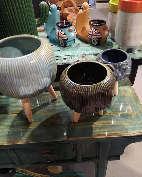 MT207 Vaso In Ceramica