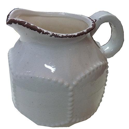 LG42 Vaso Brocca In Ceramica