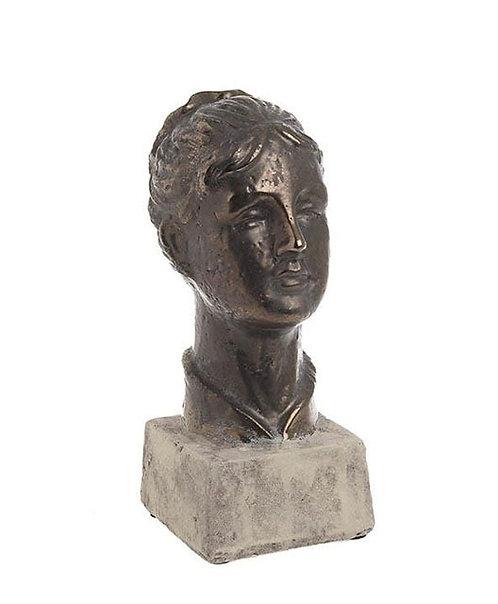 IN43 Busto In Ceramica Busto In Ceramica