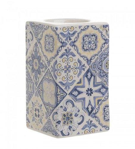 IN174 Portacendela in Ceramica