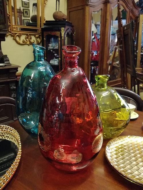 MT349 Otre rosso in vetro