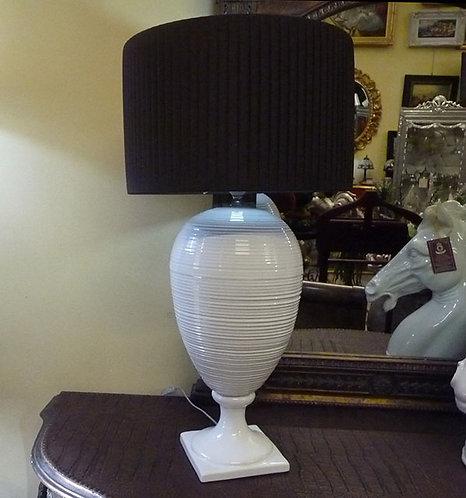 """MT314 Lampada """"Louis"""" In Porcellana"""
